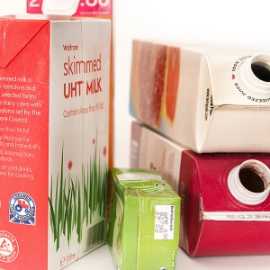 Cartons including Tetra Pak