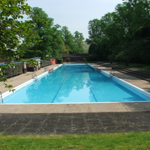 Jesus Green Lido is open