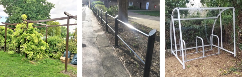 Improvements funded by our Estate Improvement Scheme